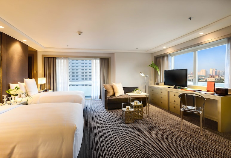 Midas Hotel & Casino, Pasay, Junior Suite (Grande), Guest Room
