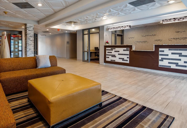 Best Western Knoxville Suites - Downtown, נוקסוויל