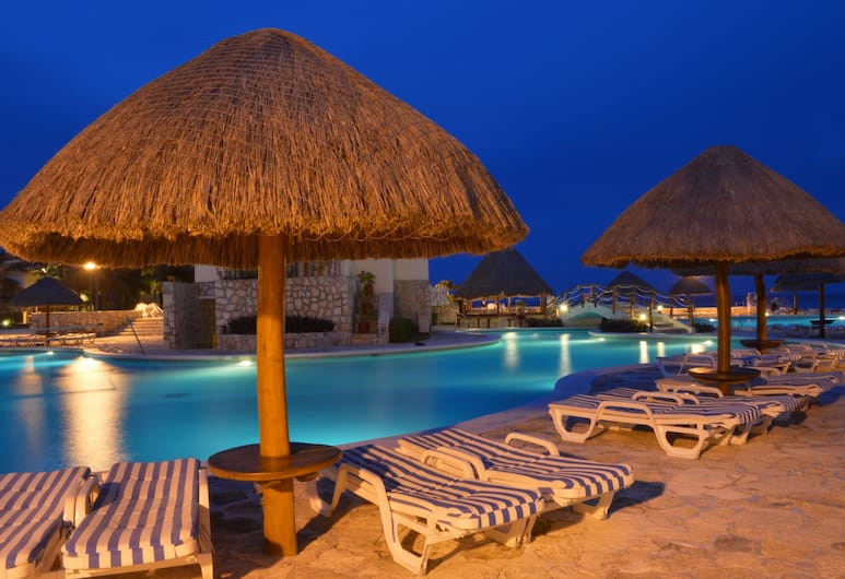 Grand Park Royal Cancun - All Inclusive, Cancún, Ulkouima-allas