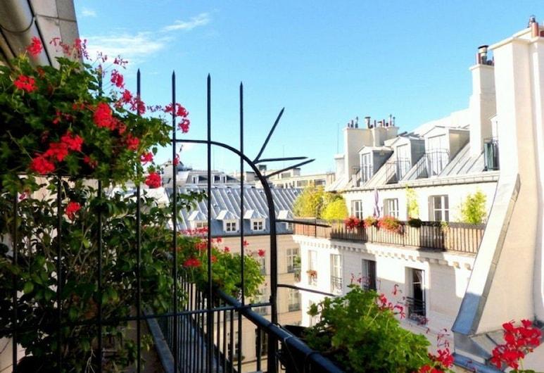 德尚帕涅大酒店, 巴黎, 外觀