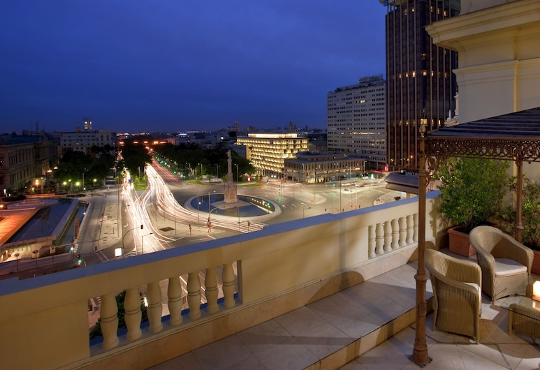 Hotel Fenix Gran Meliá - The Leading Hotels of the World, Madrid, Presidential-Doppelzimmer, Terrasse/Patio