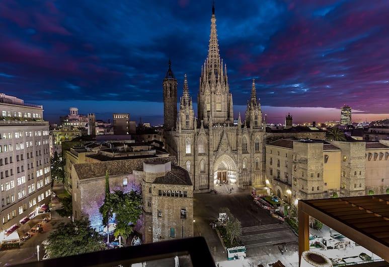 호텔 레헨시아 콜론, 바르셀로나, 외부