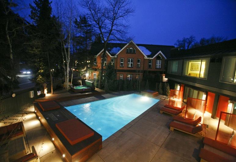 Hotel Aspen, Аспен, Відкритий басейн