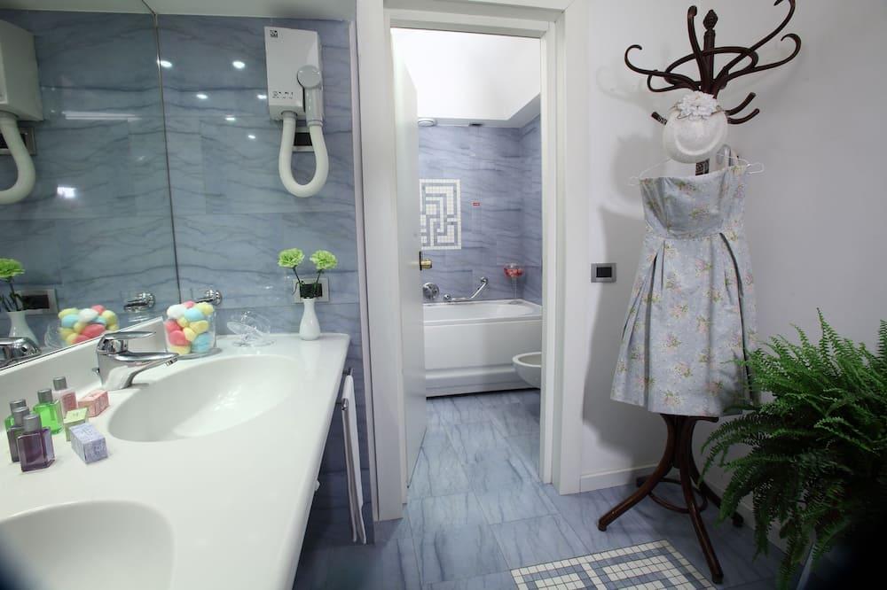Executive-værelse (gym access) - Badeværelse