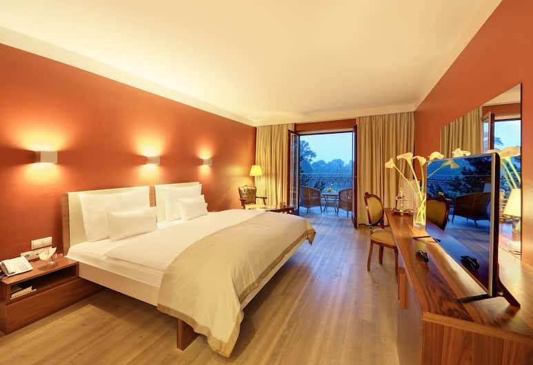 Hotel Schloss Weikersdorf, Baden, Superior Double Room, Guest Room