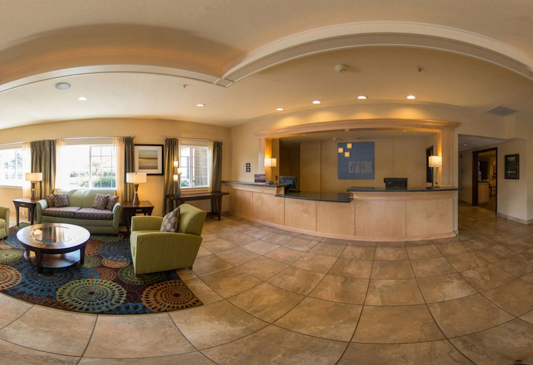 Holiday Inn Express Portland East - Troutdale, an IHG Hotel, Troutdale, Lobby