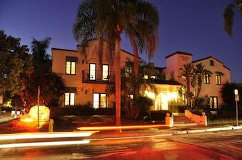 Slika: The Eagle Inn ‒ Santa Barbara