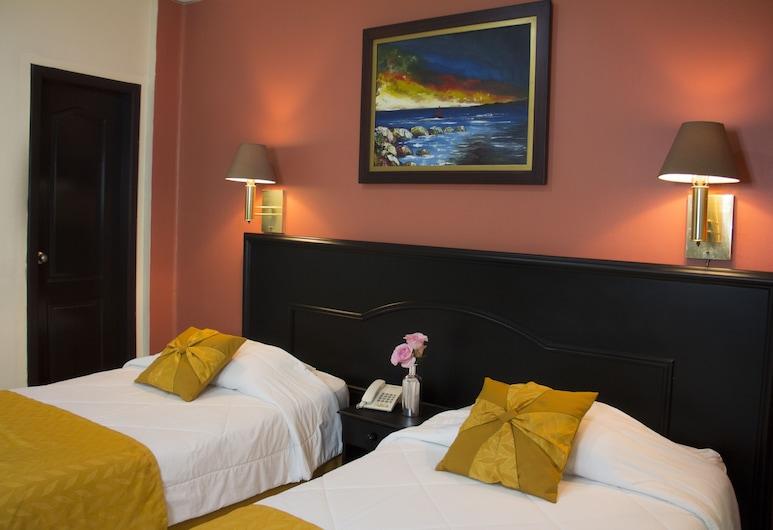 多羅爾酒店, 瓜亞基爾, 雙床房, 2 張單人床, 客房