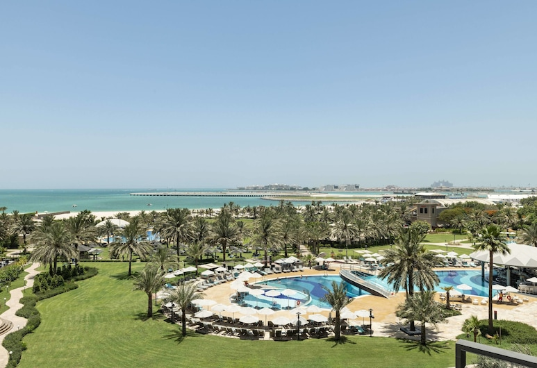 Le Royal Meridien Beach Resort And Spa, Dubai, Deluxe Room, 1 King Bed, Non Smoking, Sea View, Exterior