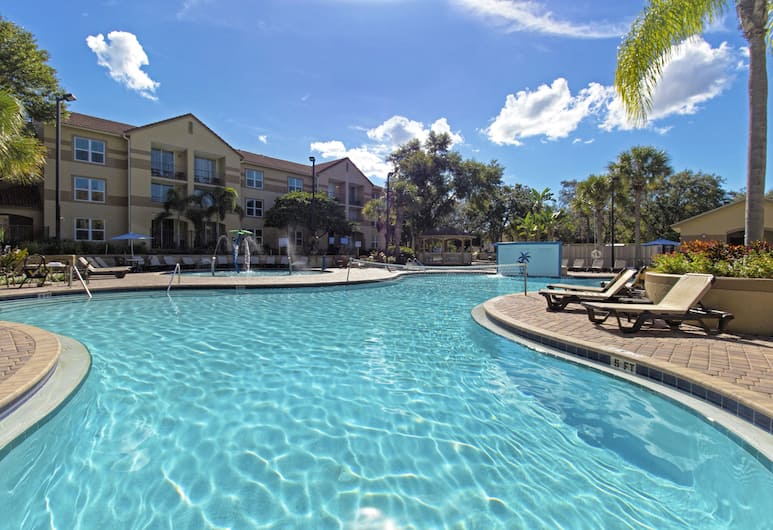Westgate Blue Tree Resort in Lake Buena Vista, Orlando
