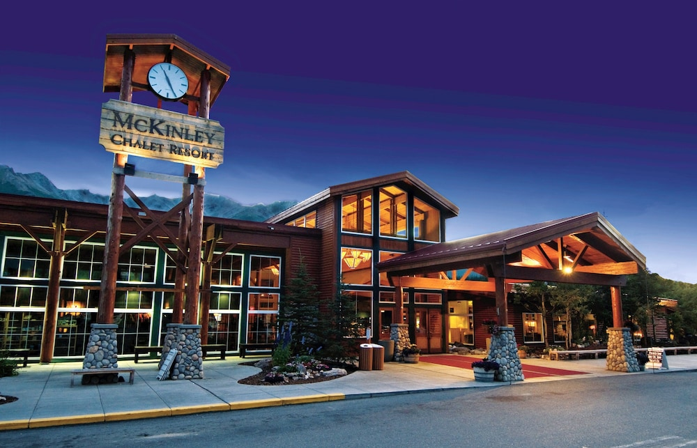 Mckinley Chalet Resort Denali National Park