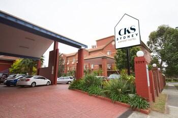 Mynd af CKS Sydney Airport Hotel í Sydney