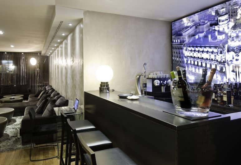 Hotel Zenit Abeba, Madryt, Bar hotelowy