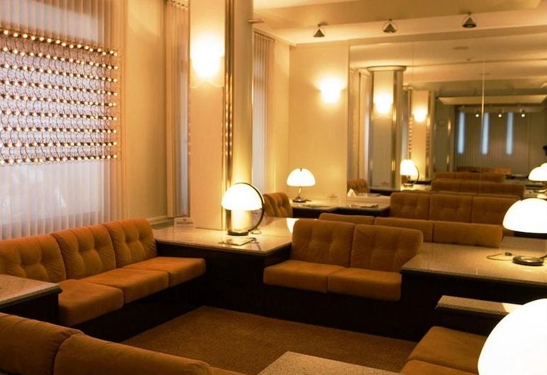Hotel Milano, Padua, Sala de estar en el lobby