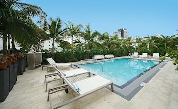 A(z) San Juan Hotel hotel fényképe itt: Miami Beach