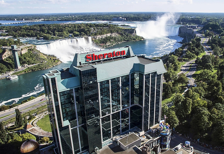 Sheraton On The Falls Hotel, Ниагара Фоллс