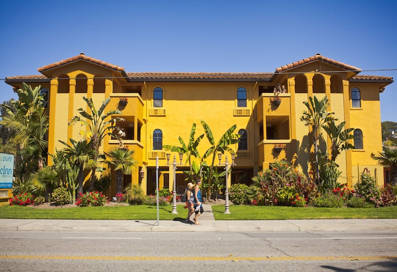 Pacific Inn Santa Cruz, Santa Cruz, Hotellin julkisivu
