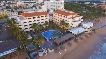 Foto van Hotel Quijote Inn in Mazatlan