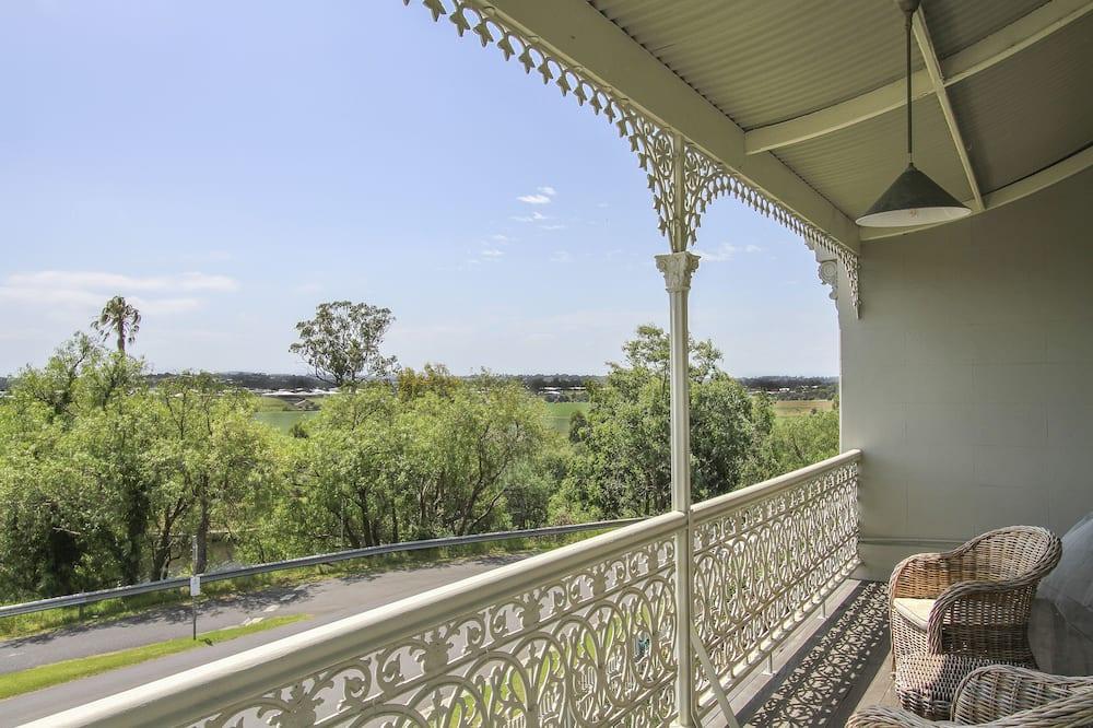 Executive suite, niet-roken - Balkon