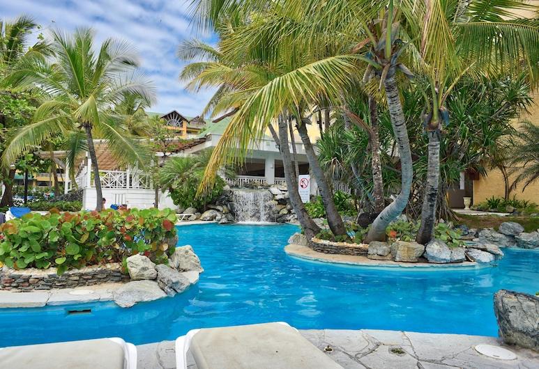 Coral Costa Caribe Resort & Spa - Free Wifi - All Inclusive, Guayacanes, Outdoor Pool
