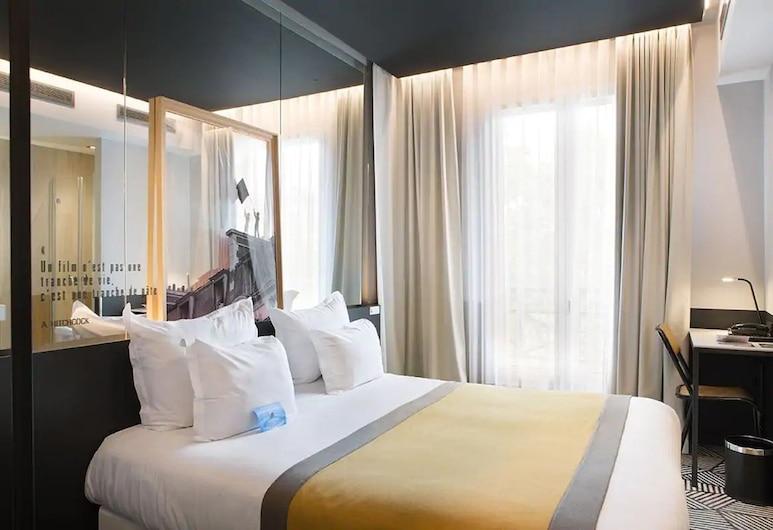 Hôtel Gaston, Paris, Basic Double Room, Guest Room