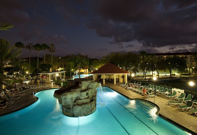 Star Island Resort and Club, Kissimmee, Medence