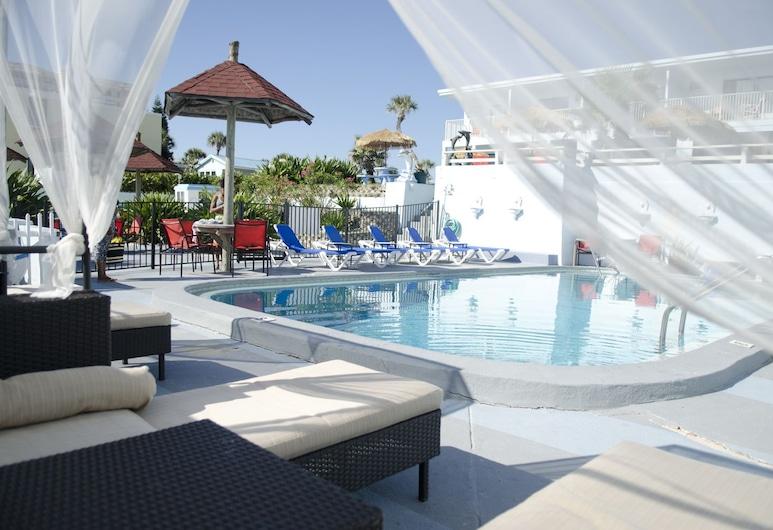 Dream Inn, Daytona Beach Shores, Alberca al aire libre