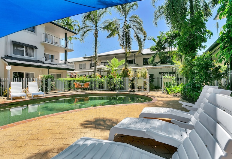 Cairns Reef Apartments & Motel, Woree, Outdoor Pool