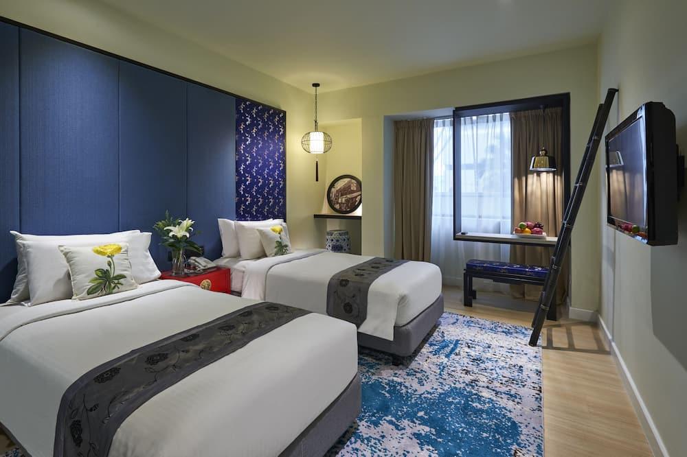 Oriental Room (New Rooms) - Guest Room