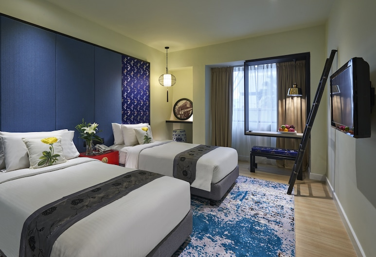 Swiss Inn Chinatown Kuala Lumpur, Kuala Lumpur, Oriental Room (New Rooms), Guest Room