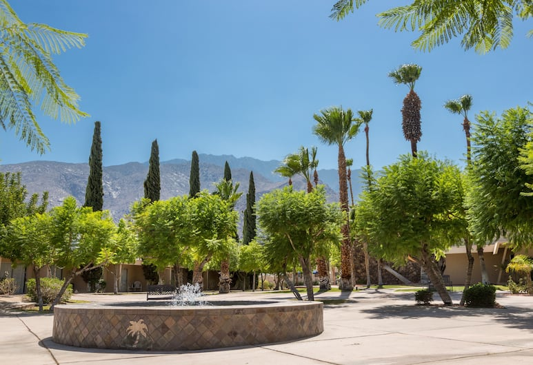 Days Inn by Wyndham Palm Springs, Palm Springs, Restoran