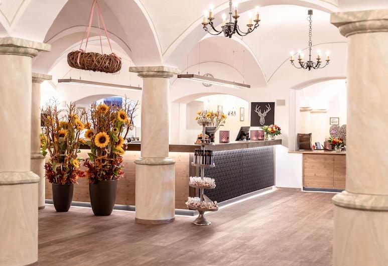 Hotel Sauerlacher Post, Sauerlach, Rezeption