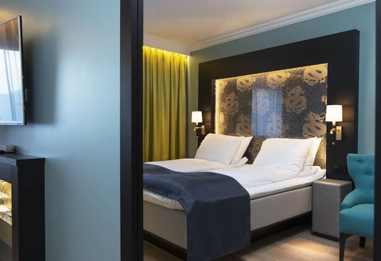 Thon Hotel Terminus, Oslo, Standard-Doppelzimmer, 1 Doppelbett, Nichtraucher, Zimmer