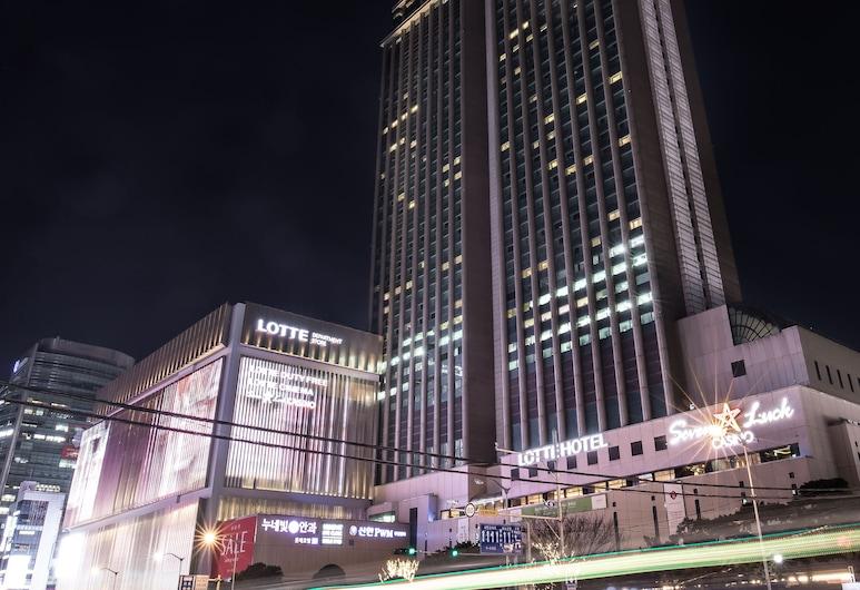 釜山樂天酒店, 釜山