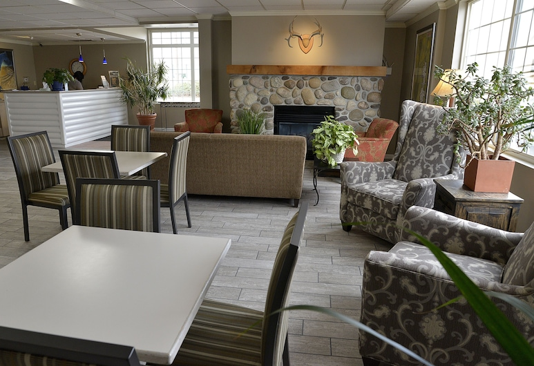 Hilltop Inn by Riversage, Billings, Lobby