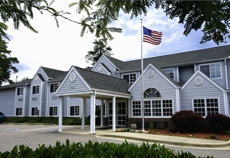 Microtel Inns & Suites by Wyndham Southern Pines / Pinehurst, Southern Pines, Külső rész
