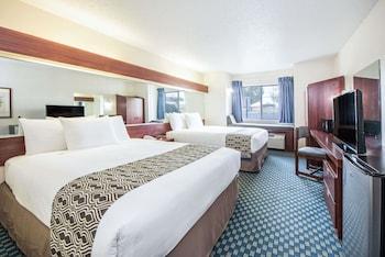 Tulsa — zdjęcie hotelu Microtel Inn & Suites By Wyndham Tulsa East