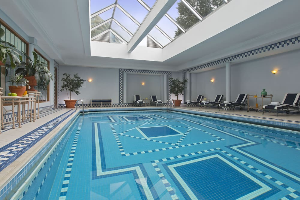 ห้องซูพีเรีย, เตียงเดี่ยว 2 เตียง, ปลอดบุหรี่ - สระว่ายน้ำในร่ม