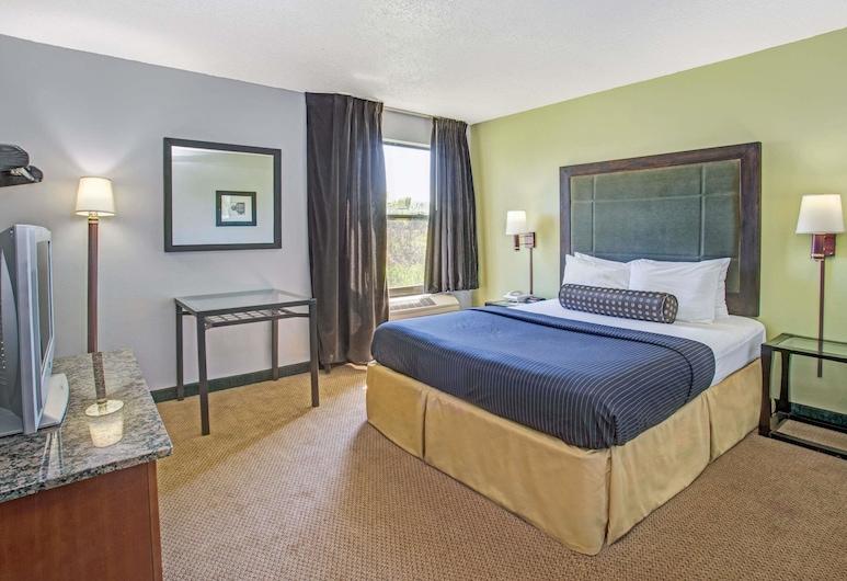 Days Inn by Wyndham Great Lakes - N. Chicago, Lake Bluff, Standardrum - 1 queensize-säng, Gästrum