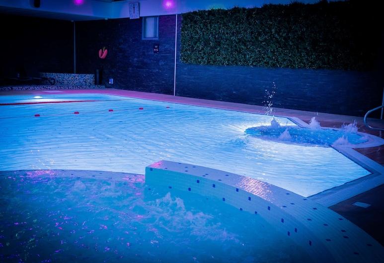 卡蒂夫乡村酒店, Cardiff, 室内游泳池
