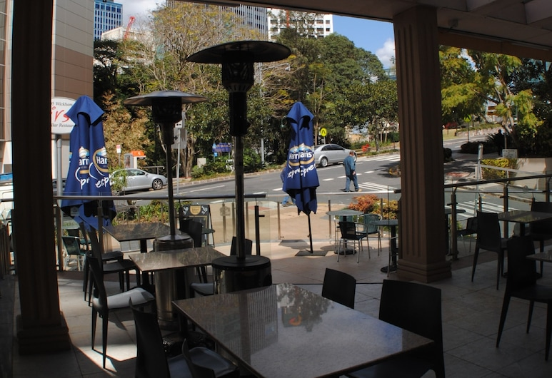Best Western Astor Metropole Hotel & Apartments, Spring Hill, Terrace/Patio