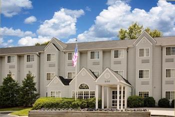 Naktsmītnes Microtel Inn by Wyndham Winston Salem attēls vietā Vinstona-Seilema