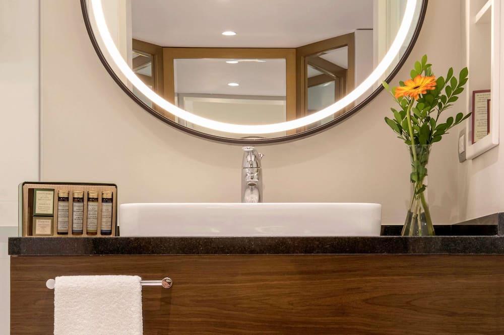 Superior-Zimmer, 1King-Bett - Badezimmer