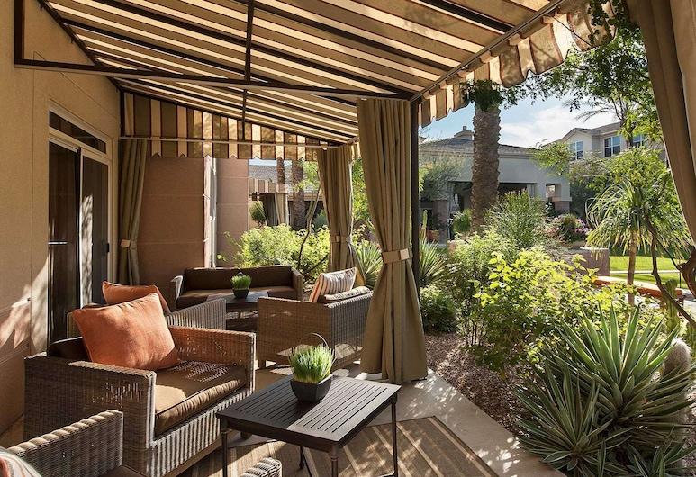 Sonesta Suites Scottsdale Gainey Ranch, Scottsdale, Terraço/pátio