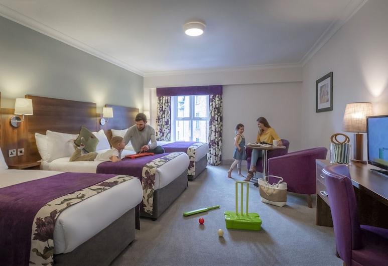 Maldron Hotel, Oranmore Galway, Oranmore, Family Room (2 Adults & 4 Children), Bilik Tamu