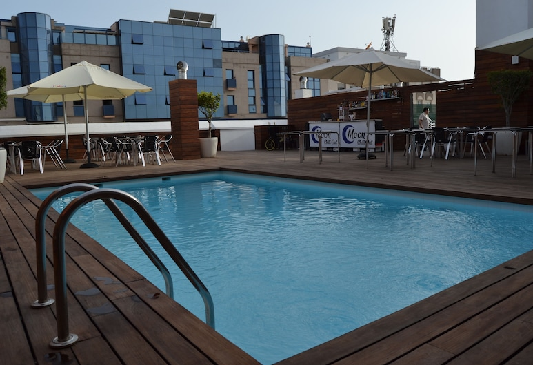 Hotel Ceuta Puerta de África, Ceuta, Uima-allas katolla