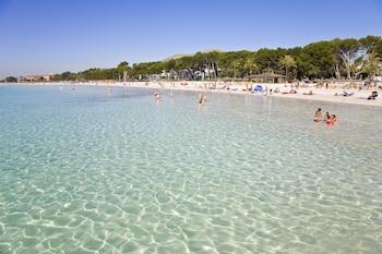 Mynd af Hotel Astoria Playa - Adults Only í Alcudia