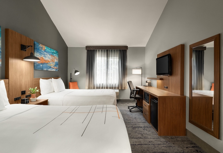 La Quinta Inn & Suites by Wyndham Salem OR, Salem, Habitación, 2 camas Queen size, para no fumadores, Habitación