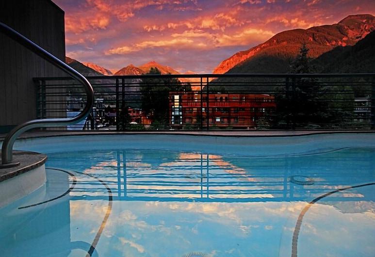 Camel's Garden Hotel, Telluride, Āra spa vanna