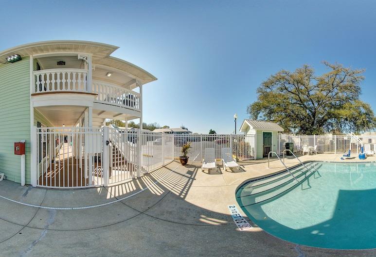 Key West Inn Fairhope Al, Fairhope, Outdoor Pool